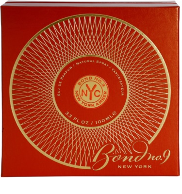 Bond No. 9 Midtown New York Amber parfumska voda uniseks 4