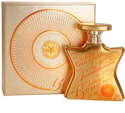 Bond No. 9 Uptown New York Sandalwood parfumska voda uniseks 1
