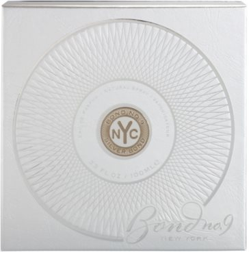 Bond No. 9 Downtown Silver Bond parfémovaná voda unisex 4