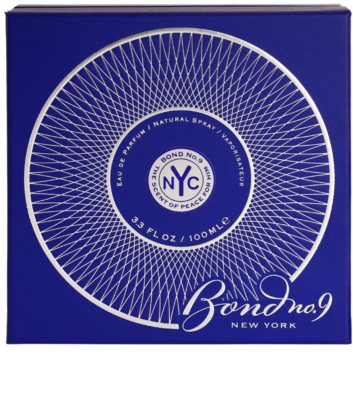 Bond No. 9 Uptown The Scent of Peace for Him Eau de Parfum für Herren 4