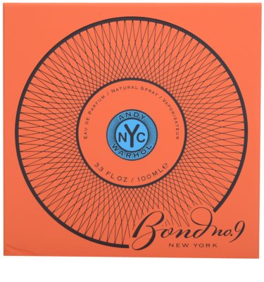 Bond No. 9 Midtown Andy Warhol Success is a Job in New York parfémovaná voda unisex 4