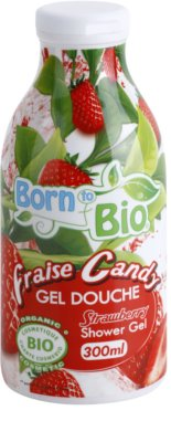 Born to Bio Strawberry tusfürdő gél
