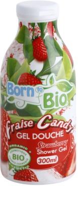 Born to Bio Strawberry гель для душу