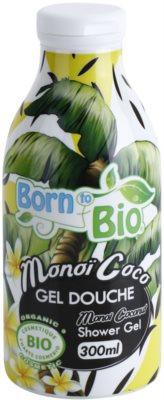 Born to Bio Monoi Coconut gel de ducha