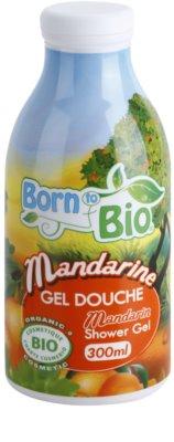 Born to Bio Mandarine sprchový gél