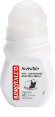 Borotalco Invisible dezodorant roll-on 1