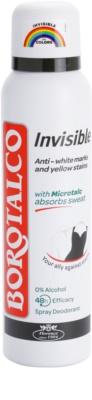 Borotalco Invisible dezodorant v spreji proti nadmernému poteniu