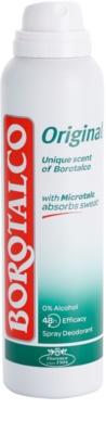 Borotalco Original izzadásgátló spray dezodor az erőteljes izzadás ellen 1
