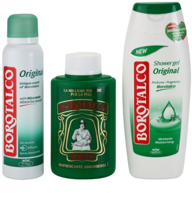 Borotalco Original zestaw kosmetyków I. 1