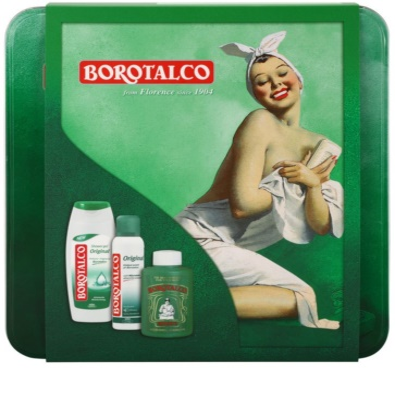 Borotalco Original zestaw kosmetyków I. 2