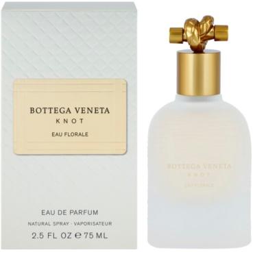 Bottega Veneta Knot Eau Florale eau de parfum nőknek