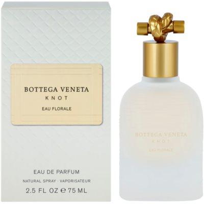 Bottega Veneta Knot Eau Florale Eau de Parfum para mulheres