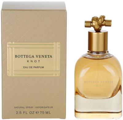 Bottega Veneta Knot eau de parfum nőknek