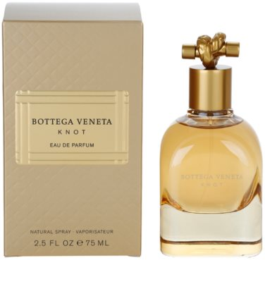 Bottega Veneta Knot eau de parfum para mujer