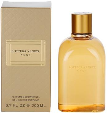Bottega Veneta Knot żel pod prysznic dla kobiet