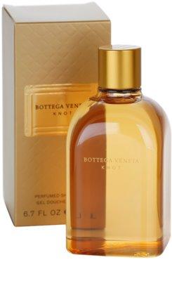 Bottega Veneta Knot tusfürdő nőknek 1