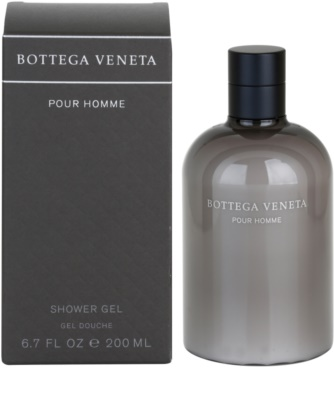 Bottega Veneta Bottega Veneta Pour Homme гель для душу для чоловіків
