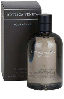 Bottega Veneta Bottega Veneta Pour Homme гель для душу для чоловіків 1