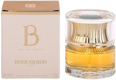 Boucheron B Eau de Parfum für Damen