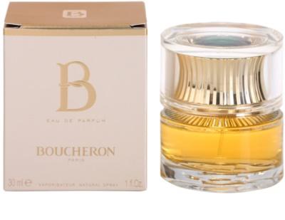 Boucheron B eau de parfum para mujer