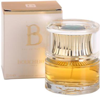 Boucheron B Eau de Parfum für Damen 1