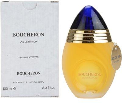 Boucheron Boucheron eau de parfum teszter nőknek 2