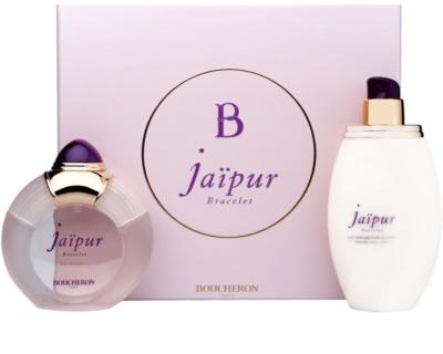 Boucheron Jaipur Bracelet coffret presente