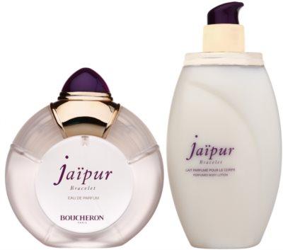 Boucheron Jaipur Bracelet ajándékszett 1