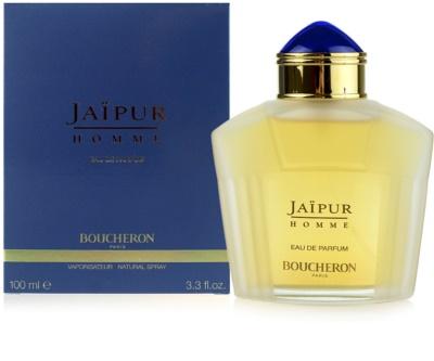 Boucheron Jaipur Homme parfémovaná voda pre mužov