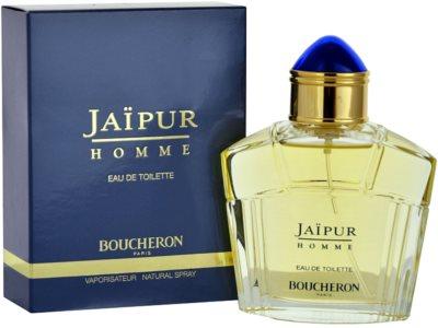 Boucheron Jaipur Homme Eau de Toilette para homens