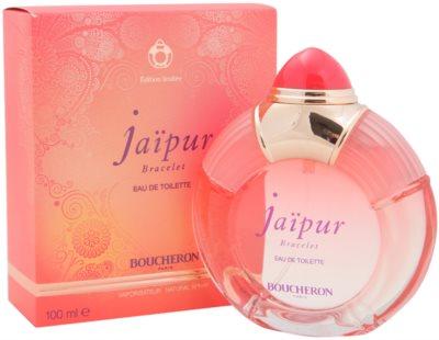 Boucheron Jaipur Bracelet Summer eau de toilette para mujer 1