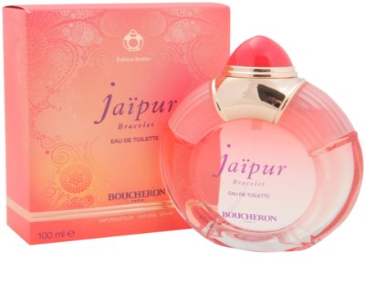 Boucheron Jaipur Bracelet Summer woda toaletowa dla kobiet 1