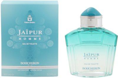 Boucheron Jaipur Homme Summer eau de toilette férfiaknak
