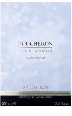 Boucheron Pour Homme Christmas Limited Edition eau de parfum para hombre 4