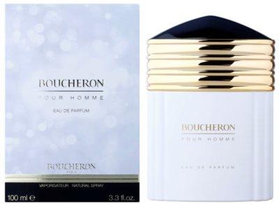 Boucheron Pour Homme Christmas Limited Edition eau de parfum férfiaknak