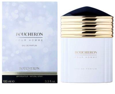 Boucheron Pour Homme Christmas Limited Edition Eau de Parfum para homens