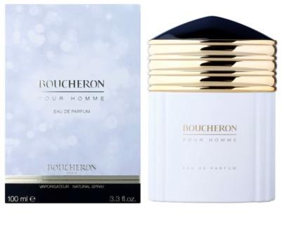 Boucheron Pour Homme Christmas Limited Edition parfumska voda za moške