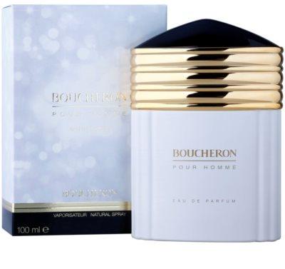 Boucheron Pour Homme Christmas Limited Edition eau de parfum para hombre 1