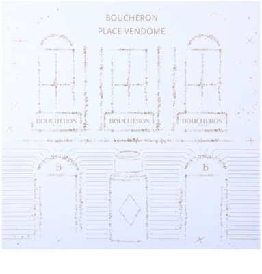 Boucheron Place Vendôme zestawy upominkowe 3