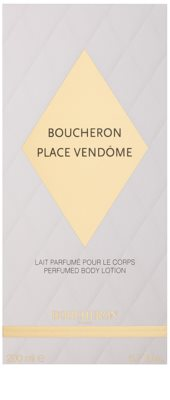 Boucheron Place Vendôme telové mlieko pre ženy 2