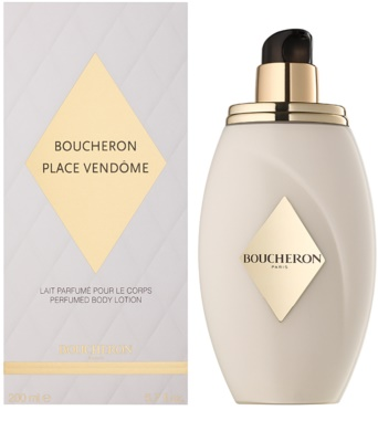 Boucheron Place Vendôme tělové mléko pro ženy