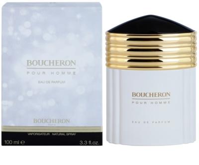 Boucheron Pour Homme woda perfumowana dla mężczyzn