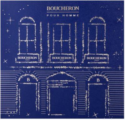 Boucheron Pour Homme ajándékszett 3