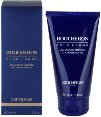 Boucheron Pour Homme gel de duche para homens