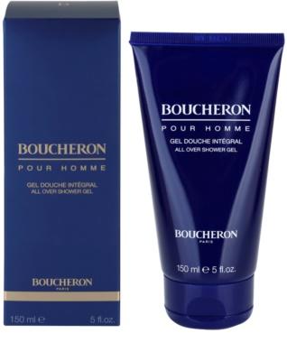Boucheron Pour Homme żel pod prysznic dla mężczyzn