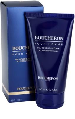 Boucheron Pour Homme гель для душу для чоловіків 1