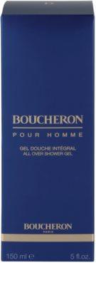 Boucheron Pour Homme sprchový gel pro muže 3