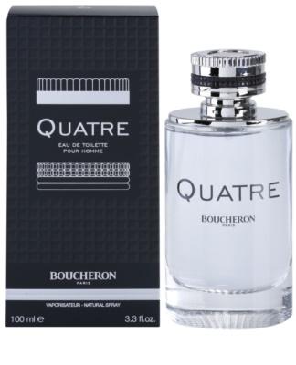 Boucheron Quatre Eau de Toilette para homens
