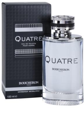 Boucheron Quatre Eau de Toilette pentru barbati 1