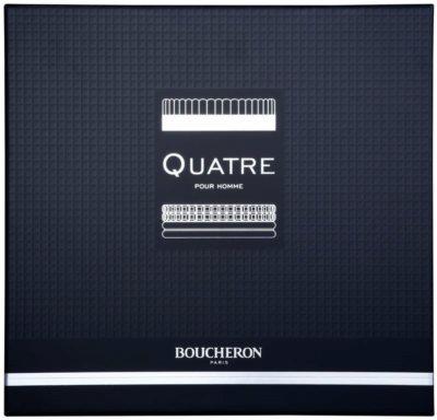 Boucheron Quatre подаръчен комплект 2